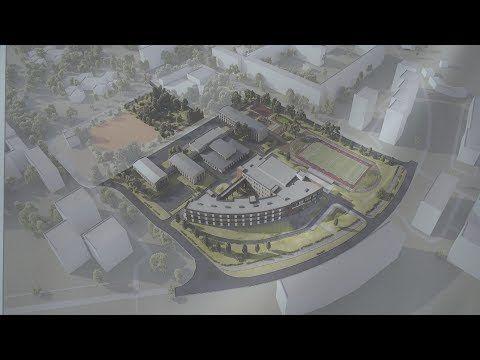 Новый корпус начальной школы №37 будет готов в первом квартале 2021 года (СЮЖЕТ)