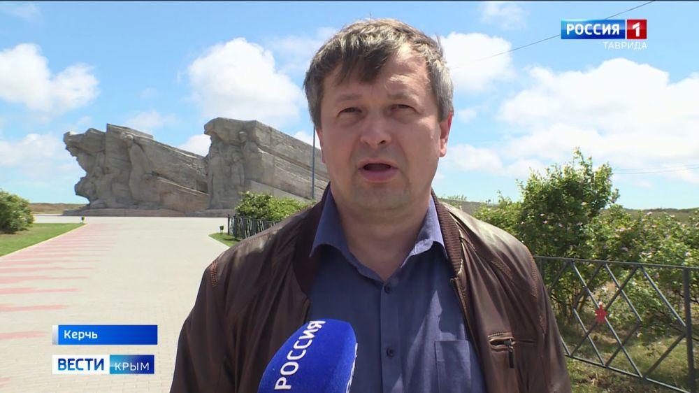 В Керчи сорвали сроки реставрация мемориала «Аджимушкайские каменоломни»