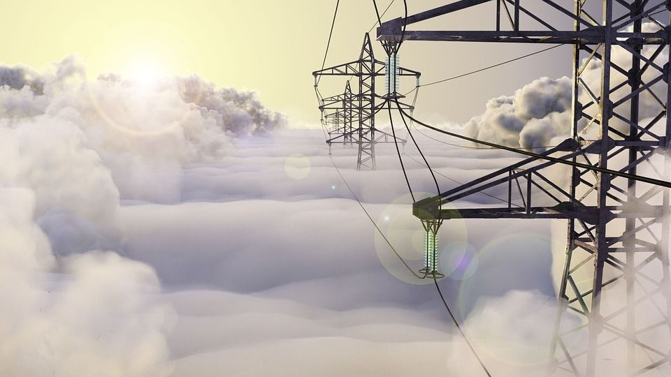Энергетики построили новые ЛЭП в горной местности