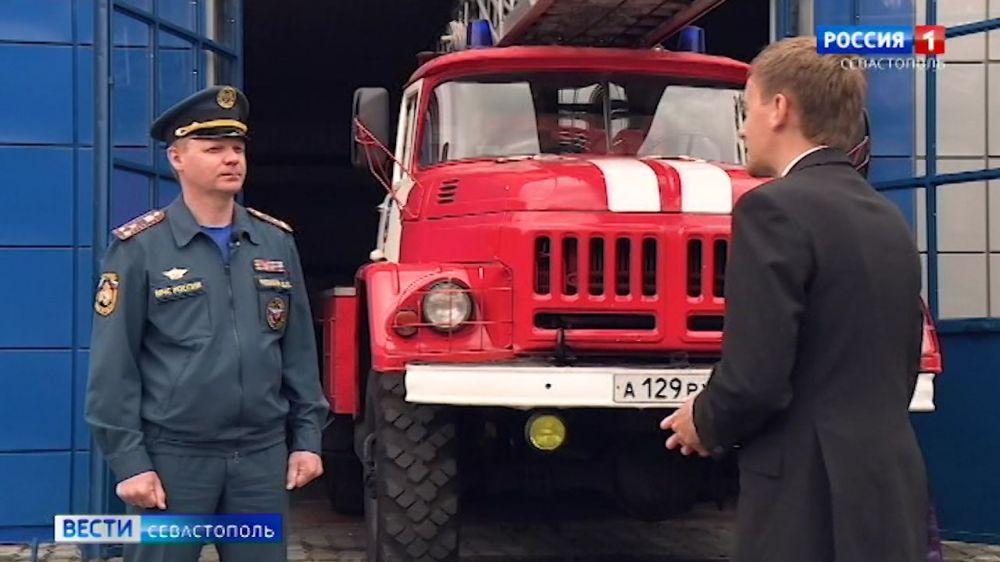 В Севастополе нашли новый способ борьбы с лесными пожарами