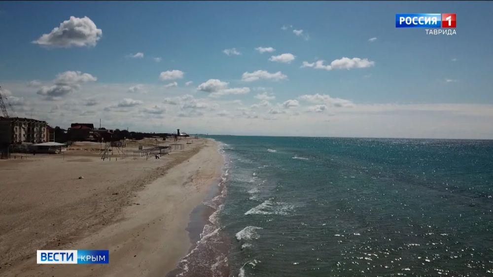 В Крыму активно готовятся к открытию курортного сезона