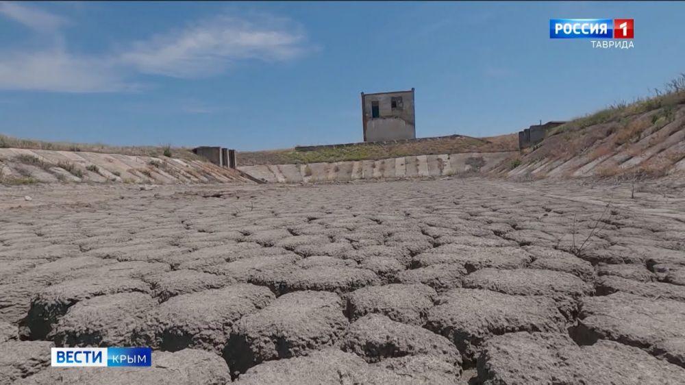 Аномальная засуха: в России призывают ООН осудить водную блокаду Крыма