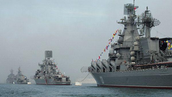 Раздел Черноморского флота: как закладывался фундамент Крымской весны