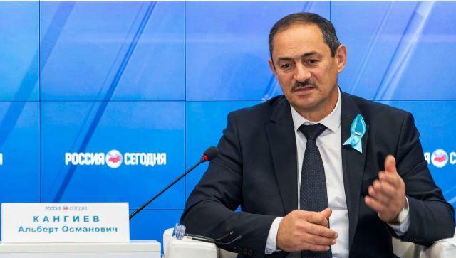 В Крыму ответили Киеву на проект административного деления полуострова