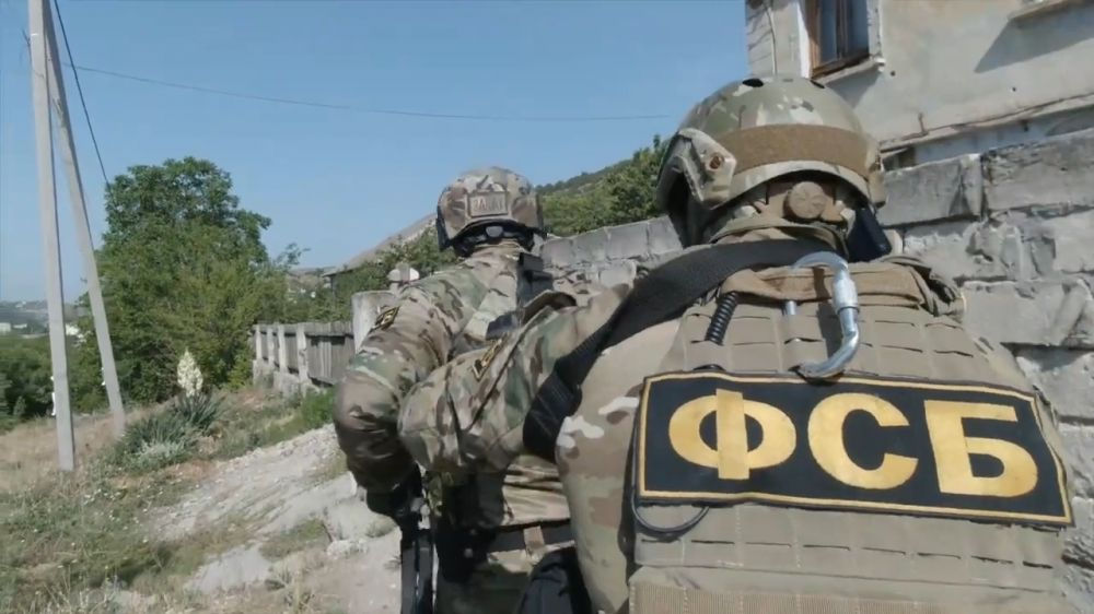 Видео: ФСБ предотвратила теракт на рынке в Симферополе