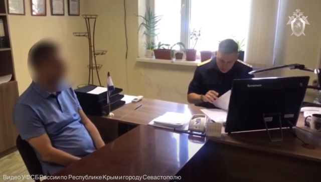 В Крыму задержали чиновника за махинации с бюджетом - видео