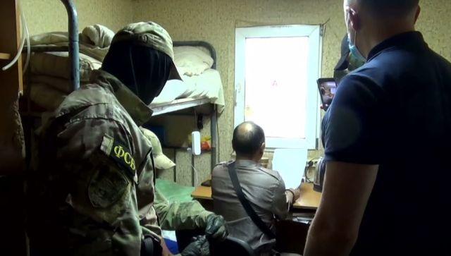 Как в Крыму задерживали боевиков Басаева и Хаттаба: видео ФСБ