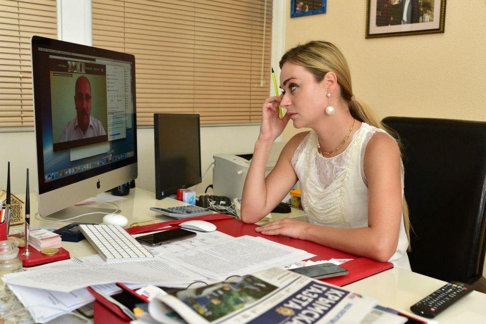 Мария Волконская предложила провести в Крыму совещание ОБСЕ по свободе слова
