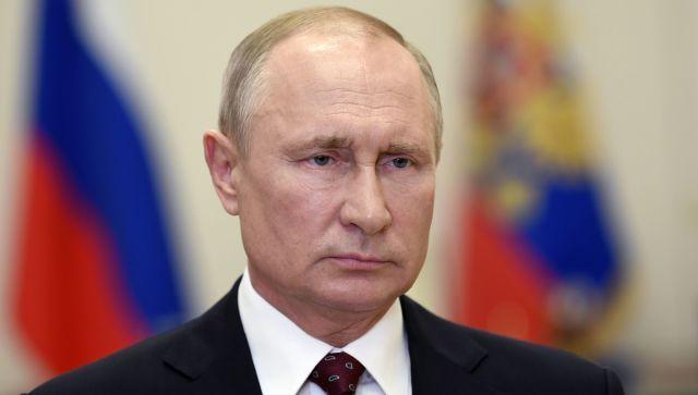 Владимир Путин выступит с телеобращением к россиянам