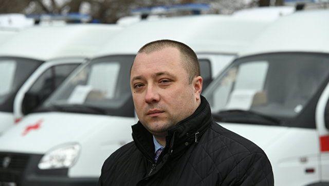Замглавы Минздрава Крыма уволился по собственному желанию