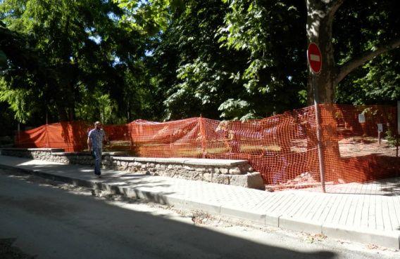 В Севастополе начался ремонт детского парка им. Байды. Горожане требуют построить туалет