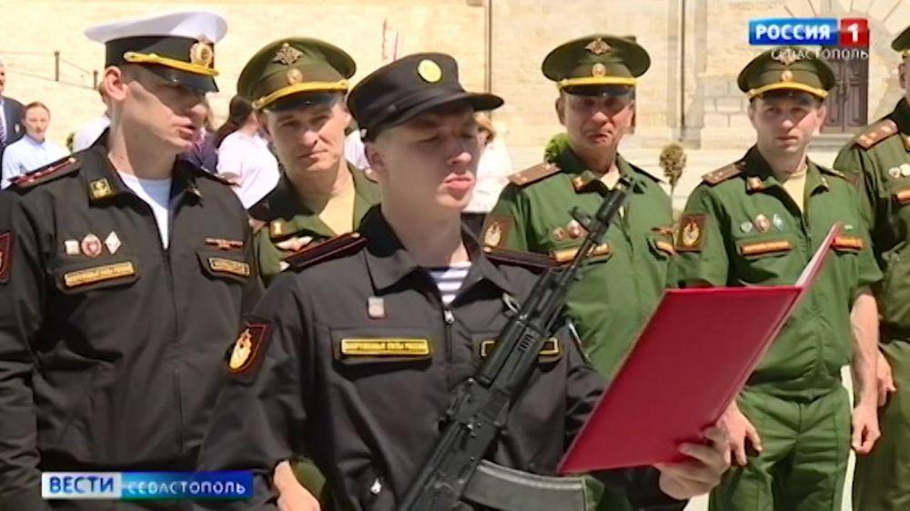 В Севастопольской спортроте будут служить 22 мастера спорта