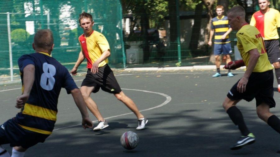 """В Симферополе пройдет мини-футбольный турнир """"Формула Challenge Cup"""""""