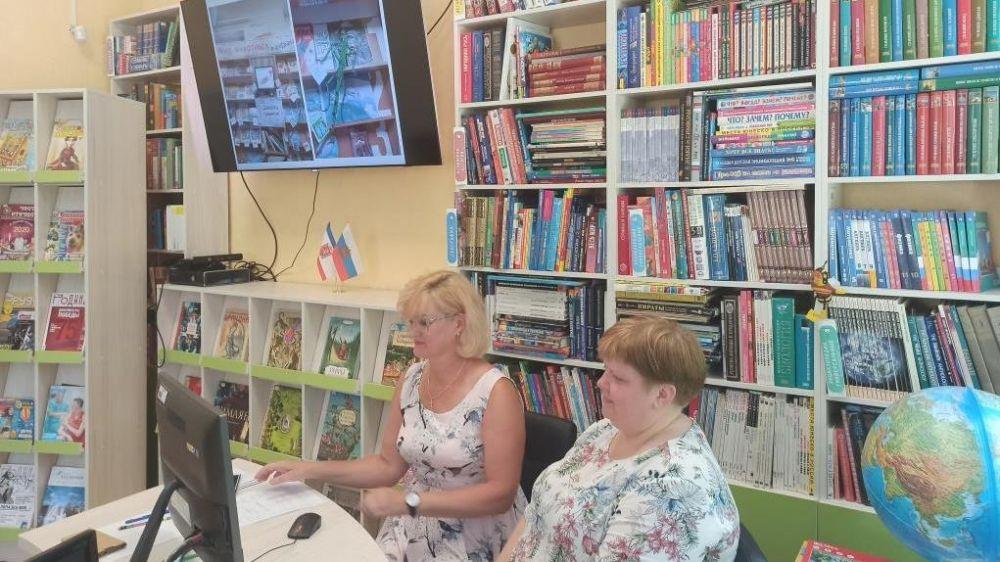 Семинар «Инновационная деятельность библиотек в работе с читателями-детьми» прошел в Республиканской детской библиотеке