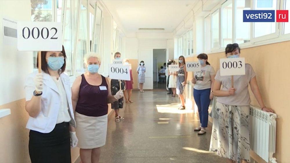 В Севастополе прошёл пробный Единый государственный экзамен