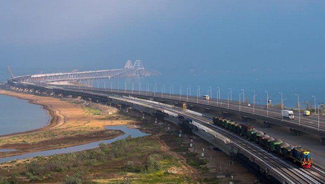 Как запуск грузовых поездов повлияет на цены в Крыму: мнение Аксенова