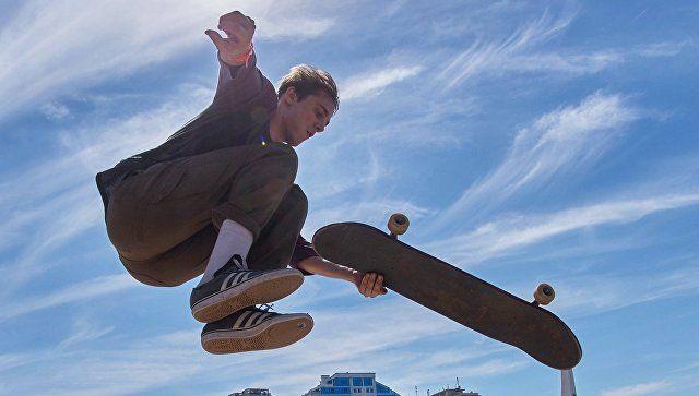 В Феодосии построят новый физкультурный комплекс со скейтодромом
