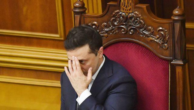 Зеленский может стать последним президентом Украины - депутат Рады