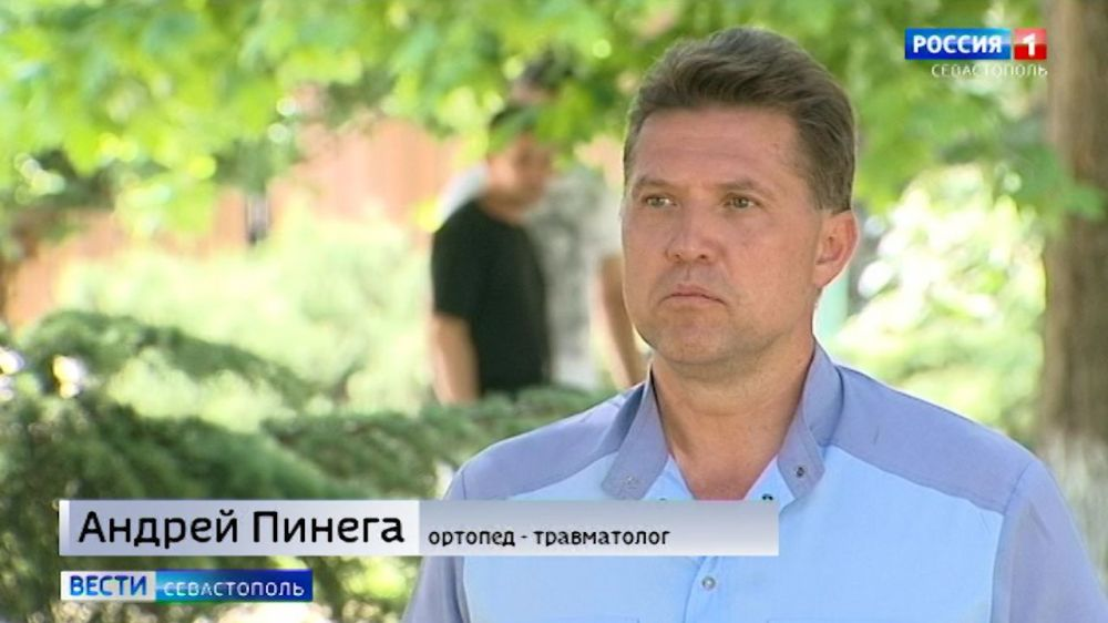В Севастополе более 700 детей больны сколиозом