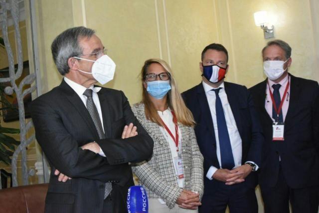 В Крым прибыла группа международных экспертов