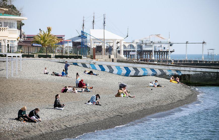 Как снимаются ограничения на российских курортах