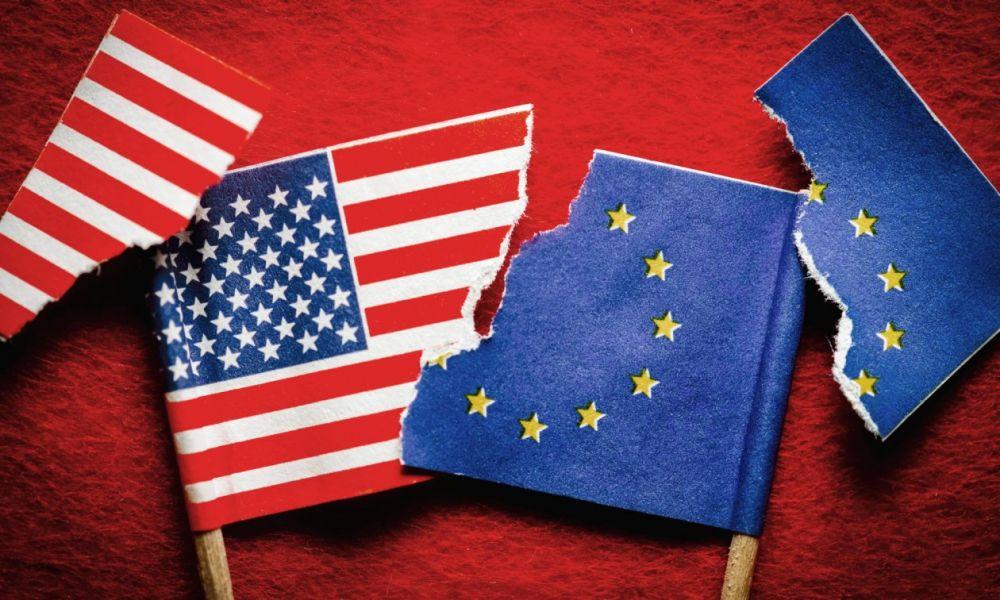 Европа готовится отвернуться от США