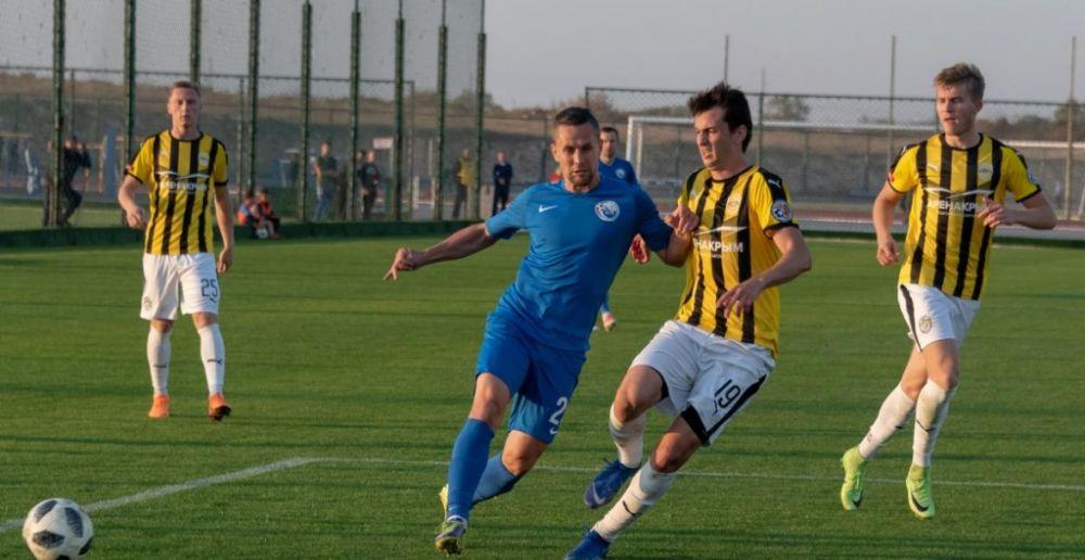На субботний матч «Севастополя» и «Евпатории» могут допустить зрителей