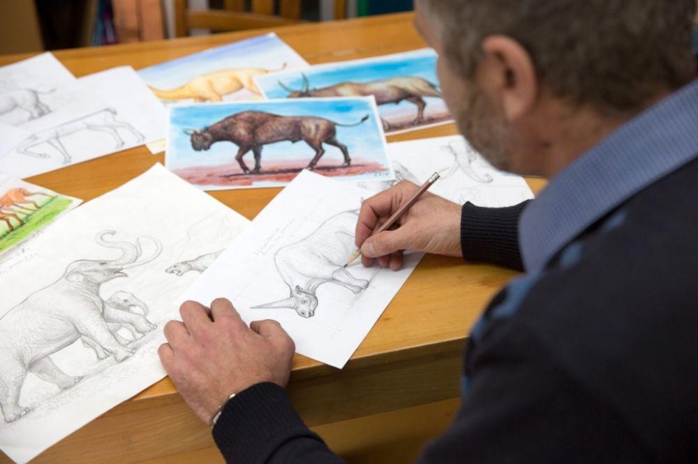 От белки до носорога: пещера Таврида продолжает радовать ученых находками