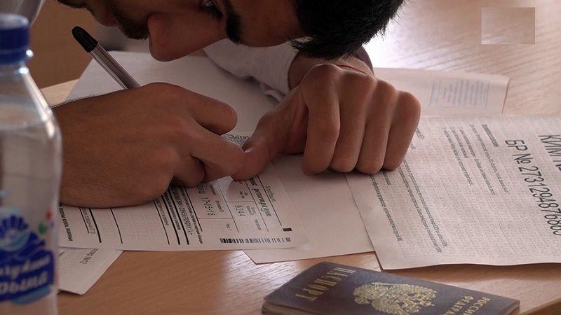 Более 600 севастопольских выпускников напишут экзамен в первый день ЕГЭ
