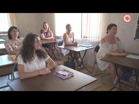 Женщин в декрете обучили кадровому управлению (СЮЖЕТ)