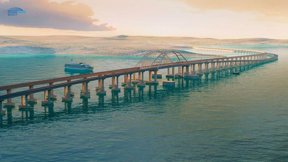 Украина будет судиться с Россией из-за Крымского моста