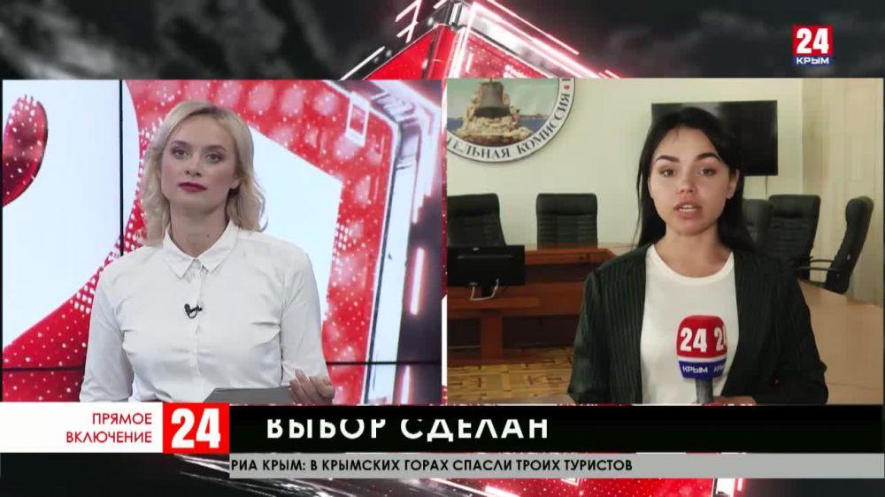 Почти восемьдесят пять процентов избирателей в Севастополе «за» изменения в Конституцию