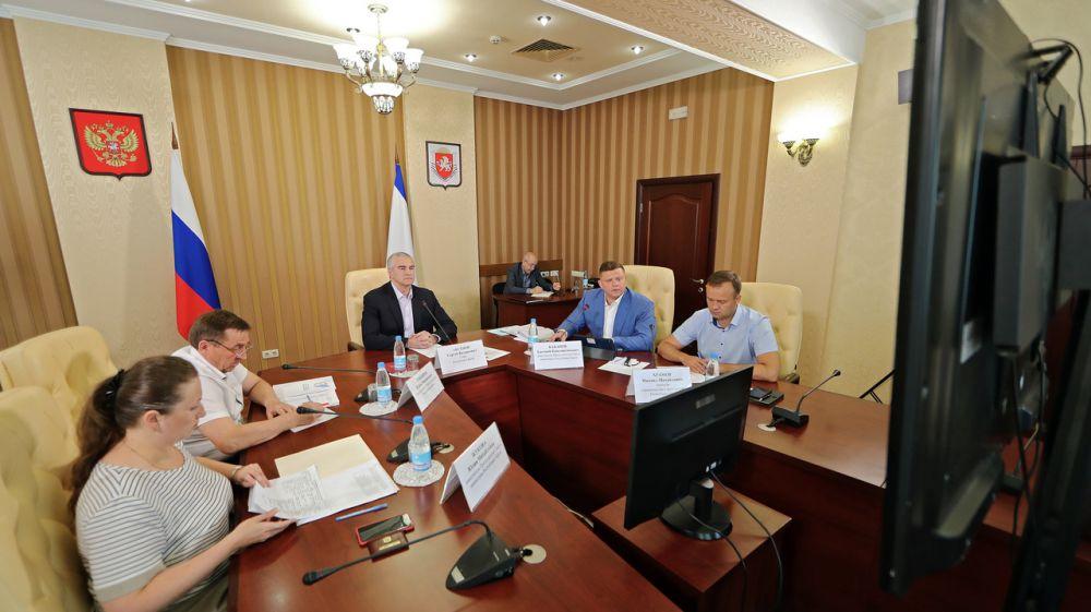 Крымчане должны знать, кто виновен в срыве мероприятий, — Аксёнов
