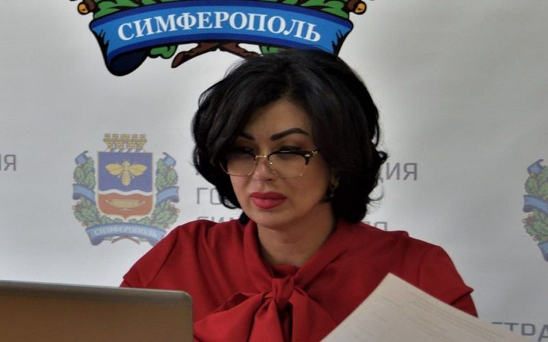 Слухи об отставке главы администрации Симферополя Елены Проценко оказались… слухами