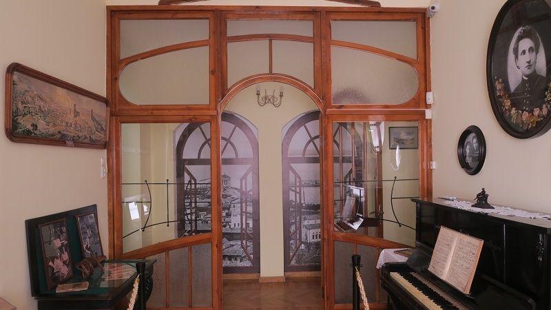 Торжественно презентованы новые выставочные залы Феодосийского Музея Марины и Анастасии Цветаевых