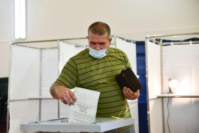 ЦИК окончательно утвердил результаты голосования по Конституции