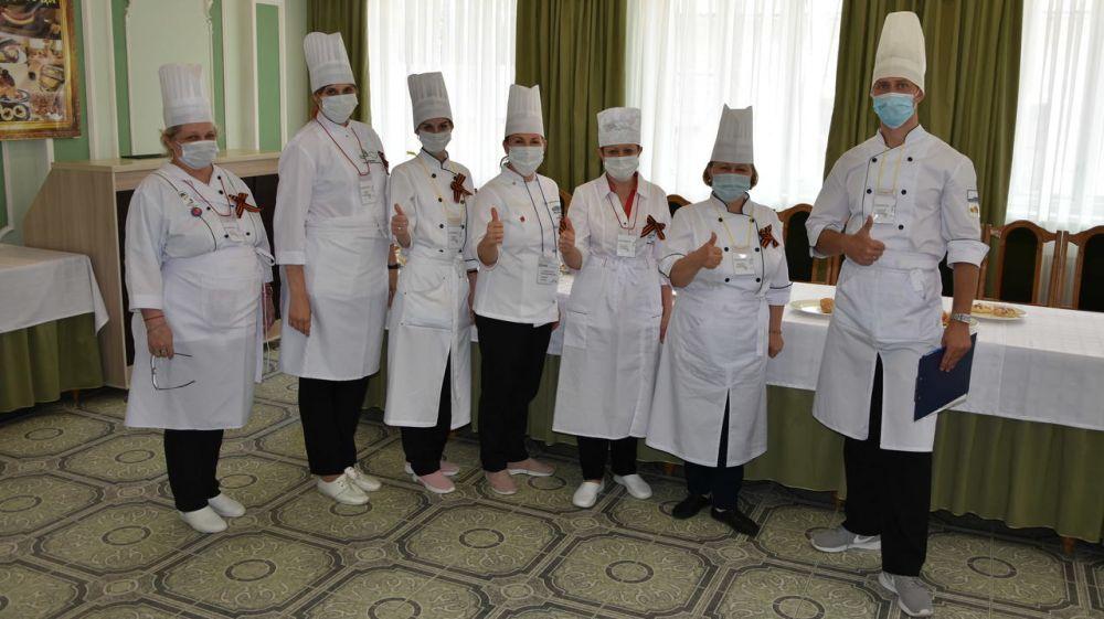 В Республике Крым завершился демонстрационный экзамен