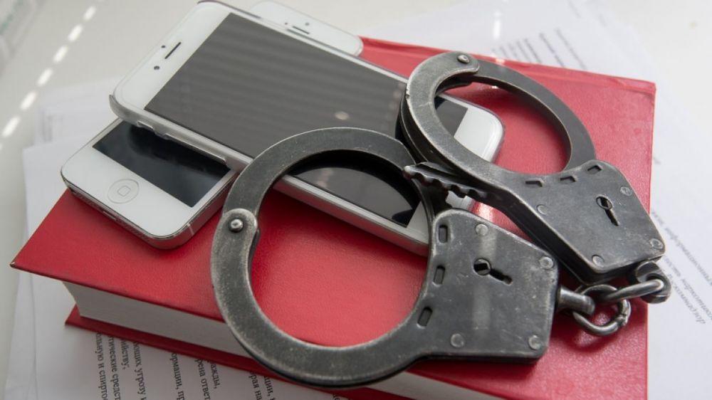 Севастопольские полицейские вернули украденный в кафе телефон