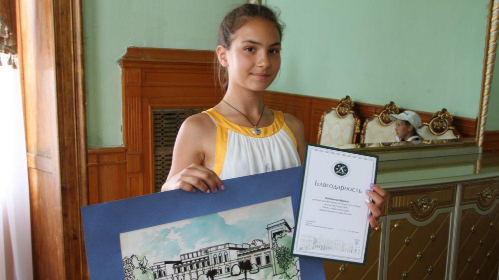 Награждены участники выставки рисунков «Знай и люби свой край»