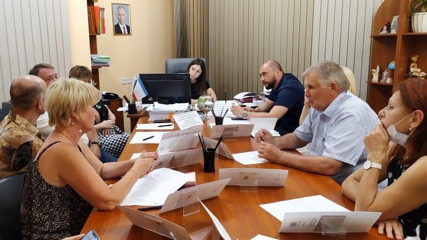 Формирование доступной среды – на повестке дня в администрации крымской столицы