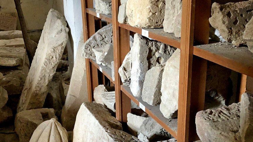 Выставка «Средневековый Крым: история, культура, архитектура» открылась в Музее истории и археологии