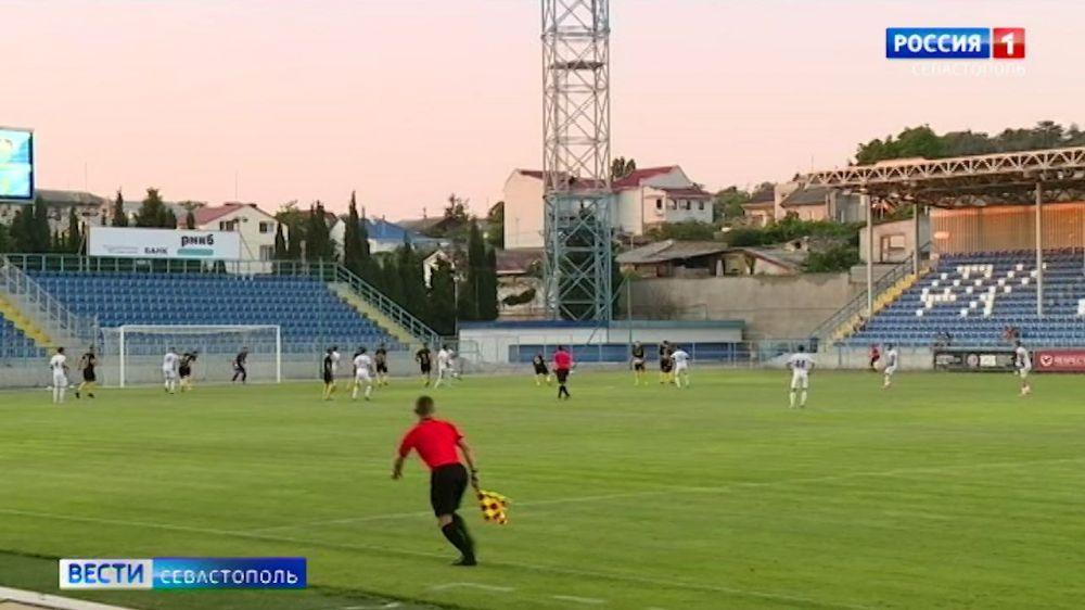 ФК «Севастополь» в следующий матч Премьер-лиги сыграет с «ТСК-Таврия»