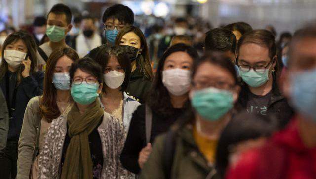 Китаец госпитализирован в больницу с подозрением на бубонную чуму