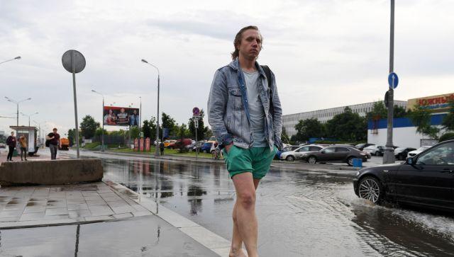 Москва побила столетний рекорд по осадкам