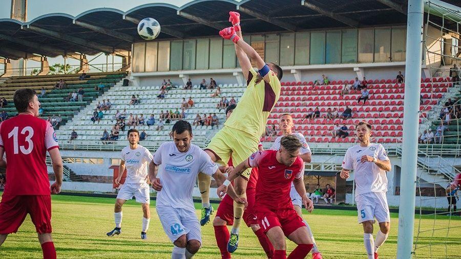 Все голы 18-го тура чемпионата премьер-лиги КФС-2019/20