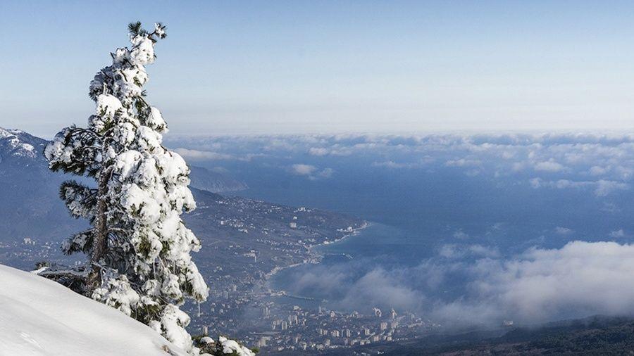 На Ай-Петри планируется построить крытую лыжню