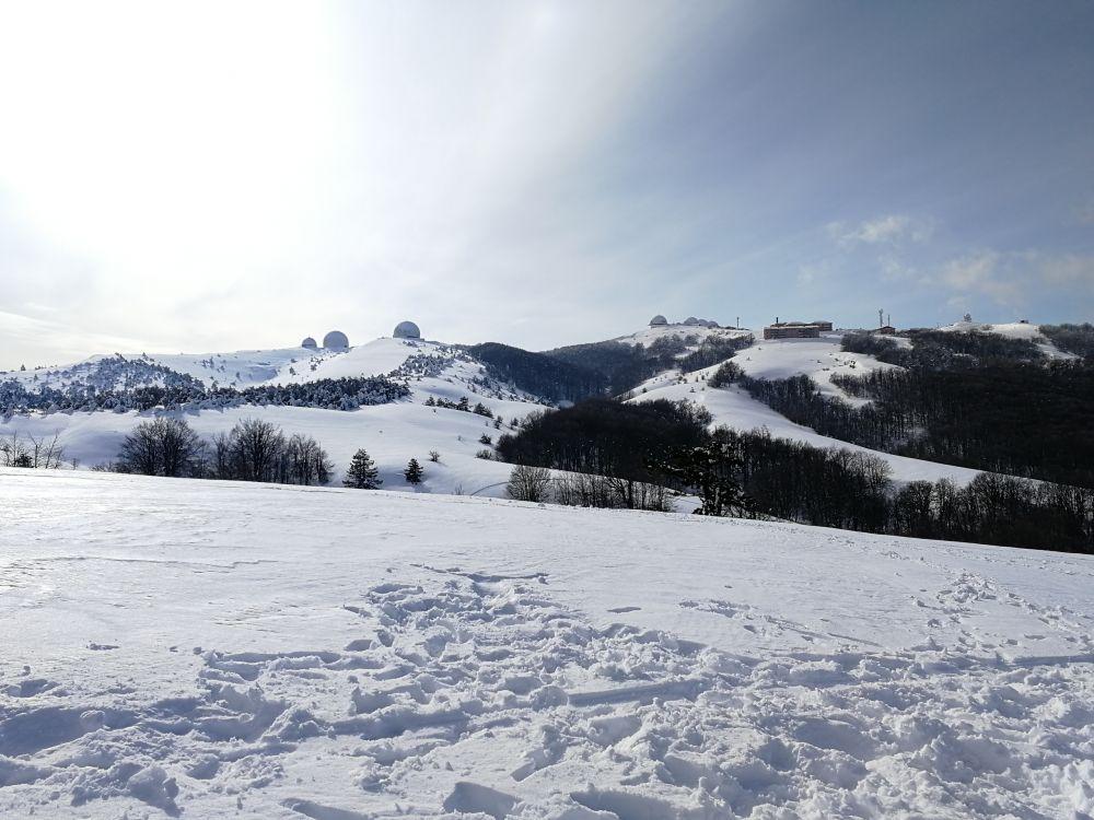 На Ай-Петри планируют построить крытый лыжный парк