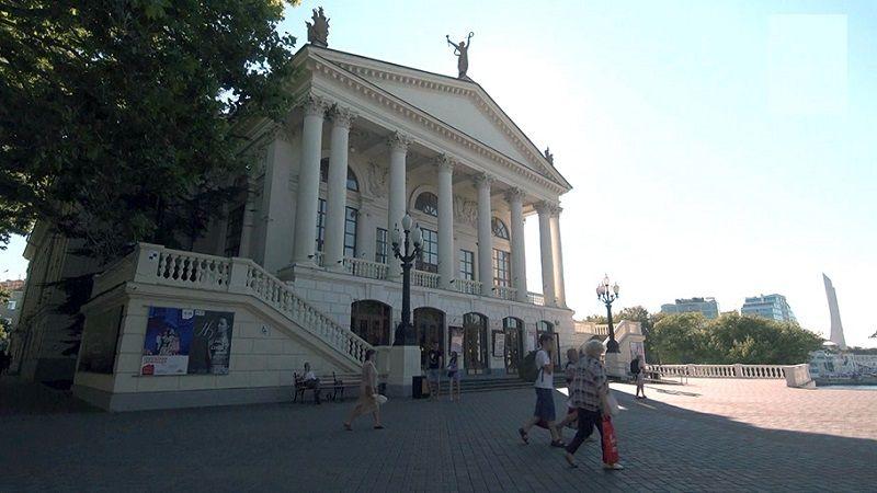 Севастопольский театр имени Луначарского открывает юбилейный 110-й сезон