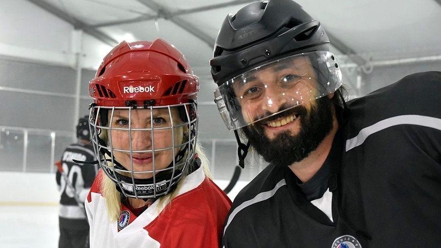 Илья Авербух сыграл за две крымские хоккейные команды