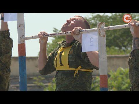Стартовал чемпионат ЧФ по многоборью среди военнослужащих (СЮЖЕТ)